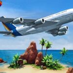 Best Airplane Simulator Island Travel – Cool Math Games