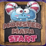 Best Sushi Monster Math Games Multiply 1-9 -Cool Math Games